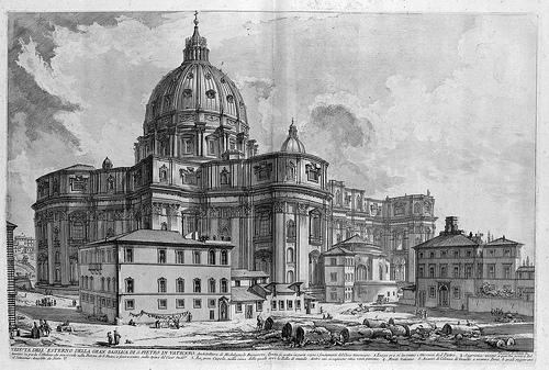 ArtChist: Basílica De San Pedro