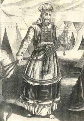 Sumo sacerdote - Enciclopedia Católica
