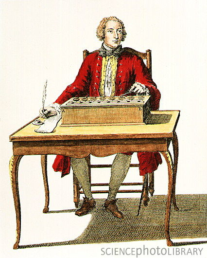 Archivo:H4160207-Portrait of Blaise Pascal with his calculator-SPL.jpg