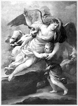 Ángel de la guarda - Enciclopedia Católica