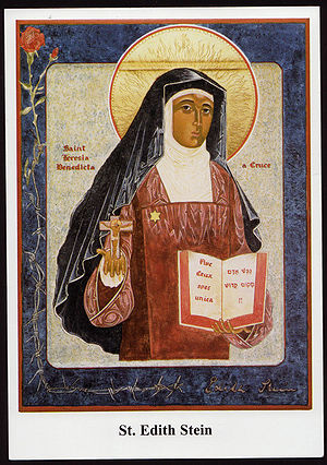 St. Edith Stein (icon).jpg