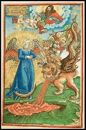 Apocalipsis Enciclopedia Católica