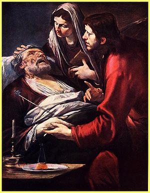 Muerte de San José