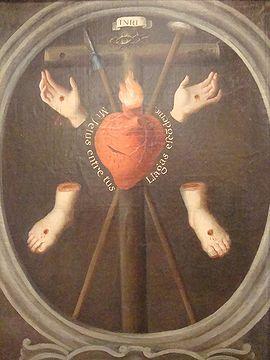 Las Cinco Llagas Sagradas - Enciclopedia Católica