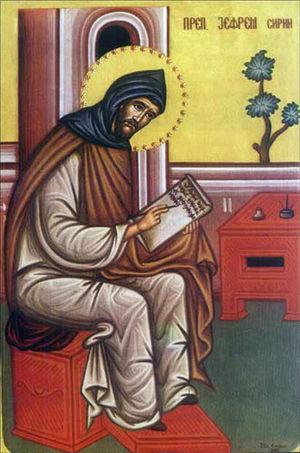 Resultado de imagen para San Efrén (Nisibe)