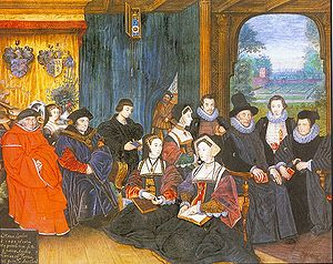 Nb pinacoteca lockey after hans holbein the younger sir thomas more with his family.jpg