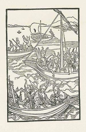 Nave De Los Locos Enciclopedia Catolica