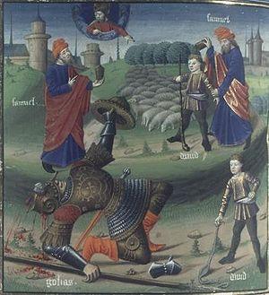 Libros de Samuel - Enciclopedia Católica