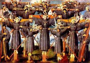Resultado de imagen para imagenes de martires de la iglesia catolica