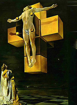 Salvador Dalí:Pintura religiosa - Enciclopedia Católica
